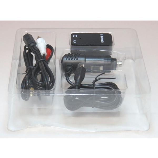 レミックス Remix ポータブルオーディオ用 FMトランスミッタ Bluetooth車載用レシーバー FSN-BT10|preciousitem|08