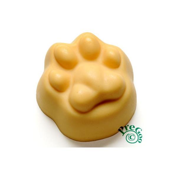 デザイン シリコンモールド / 肉球 パンチ    ( 犬 イヌ 猫 ネコ ねこ ) pregoo