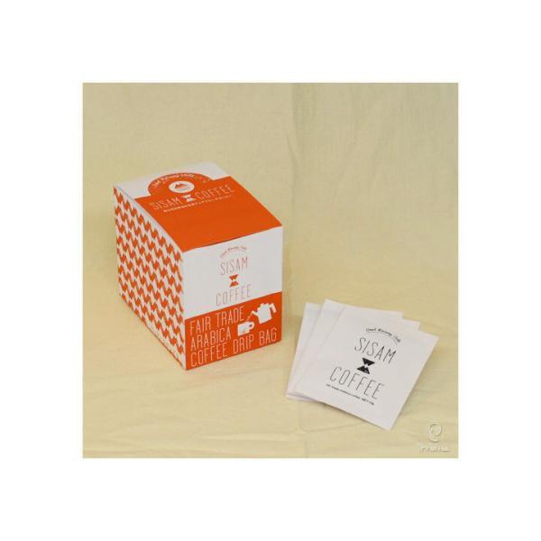 SISAM COFFEE 中煎 DripBox 10g(1杯分)×15袋