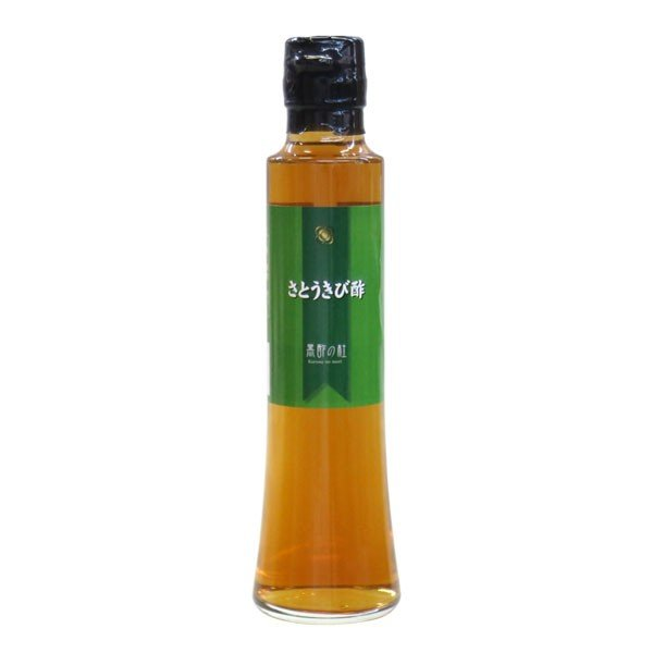 黒酢の杜 さとうきび酢 200ml
