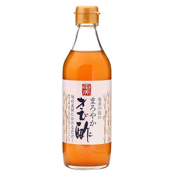 奄美自然食本舗 奄美の島のまろやかきび酢 360ml