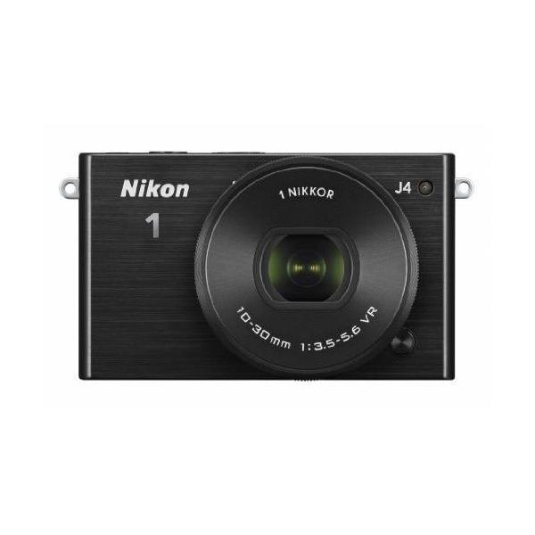 1年保証 美品 Nikon J4 パワーズームレンズキット ブラック