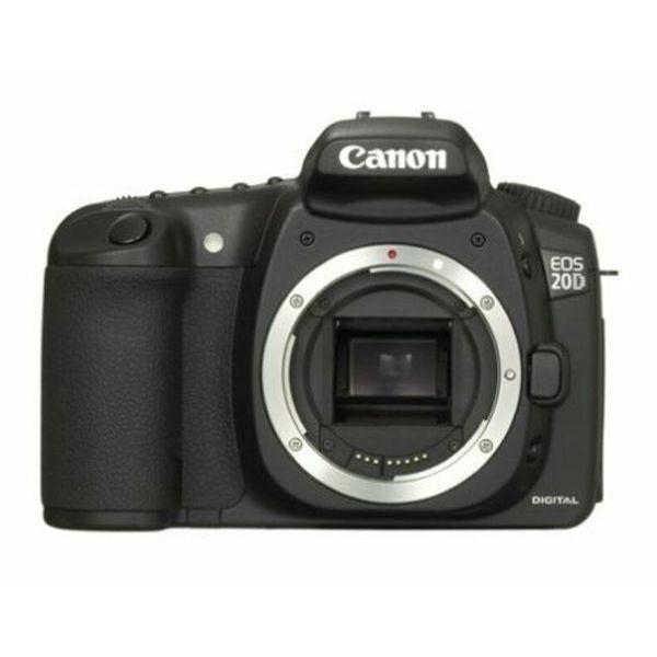中古 1年保証 良品 Canon EOS 20D ボディ単体 レンズなし