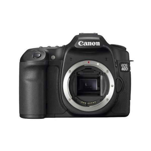 中古 1年保証 美品 Canon EOS 40D ボディ