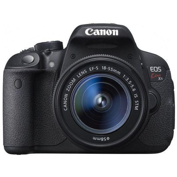 中古 1年保証 美品 Canon EOS Kiss X7i 18-55mm IS STM