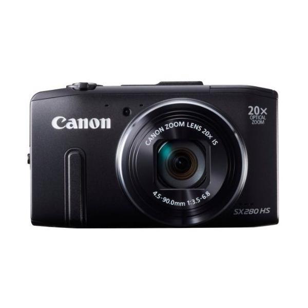 中古 1年保証 美品 Canon PowerShot SX280 HS