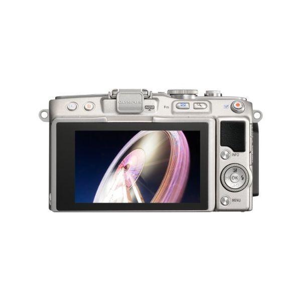 1年保証 美品 OLYMPUS E-PL5 レンズキット シルバー