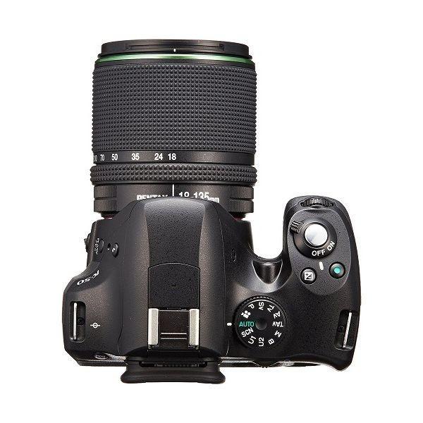 1年保証 美品 PENTAX K-50 DA 18-135mm WR ブラック