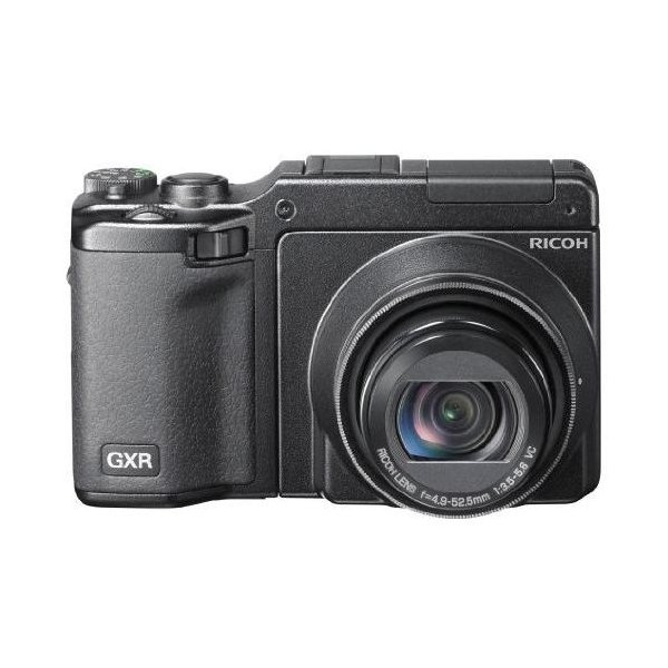 中古 1年保証 美品 RICOH デジタルカメラ GXR+P10KIT 28-300mm