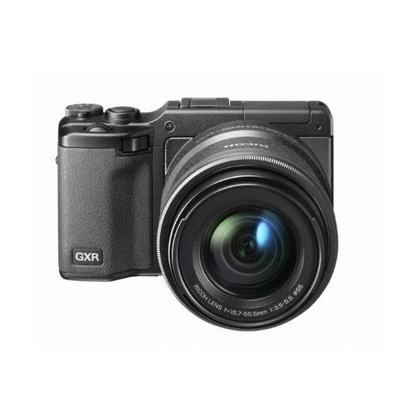 中古 1年保証 美品 RICOH デジタルカメラ GXR+A16 KIT 24-85mm