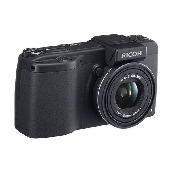 中古 1年保証 美品 RICOH デジタルカメラ GX200 ボディ|premierecamera