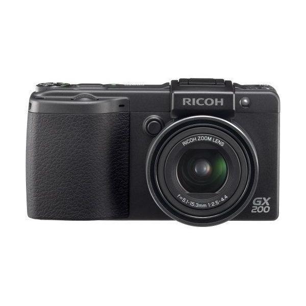 中古 1年保証 美品 RICOH デジタルカメラ GX200 ボディ|premierecamera|02