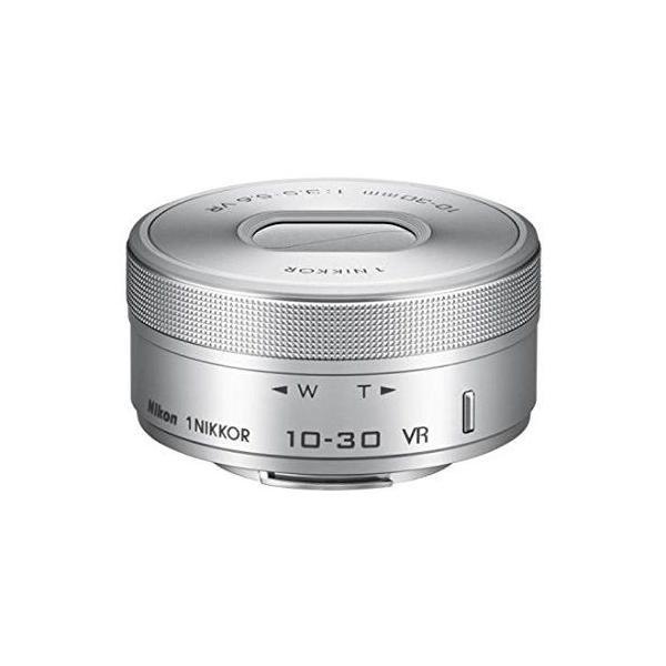 中古 1年保証 美品 Nikon 1 VR 10-30mm F3.5-5.6 PD-ZOOM シルバー
