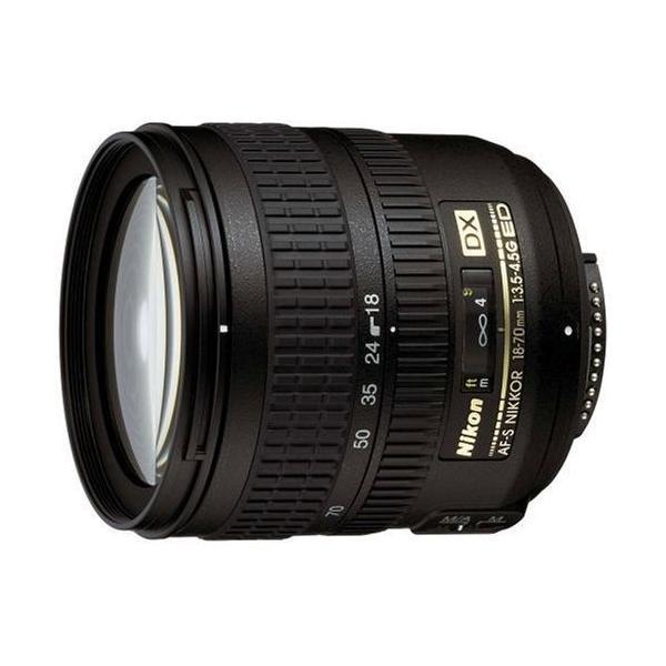 中古 1年保証 美品 Nikon AF-S DX ED 18-70mm F3.5-4.5G