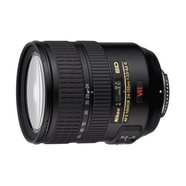 中古 1年保証 美品 Nikon AF-S ED 24-120mm F3.5-5.6G VR