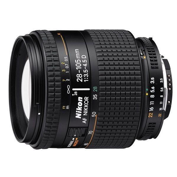 中古 1年保証 美品 Nikon Ai AF 28-105mm F3.5-4.5D