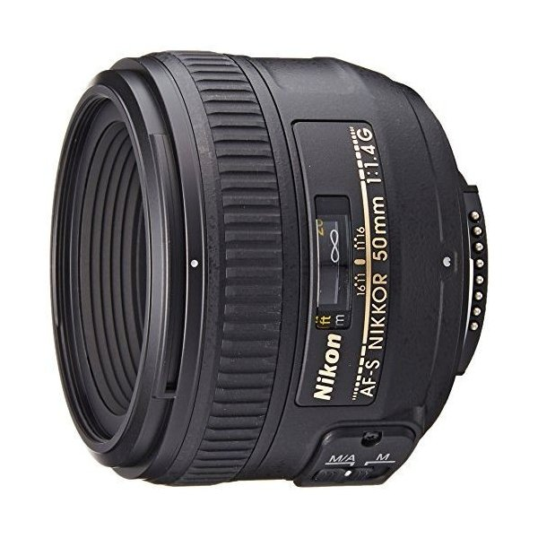 1年保証 美品 Nikon AF-S 50mm F1.4G