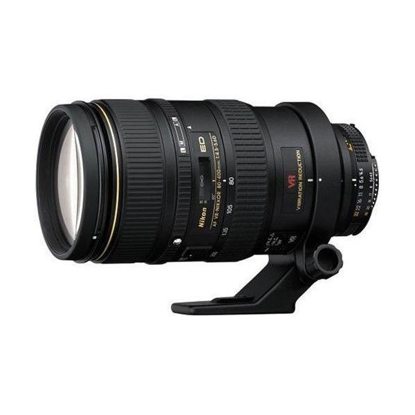 中古 1年保証 美品 Nikon Ai AF VR ED 80-400mm F4.5-5.6D
