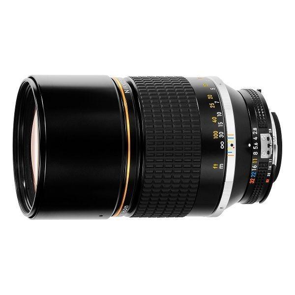 1年保証 美品 Nikon Ai-S 180mm F2.8 ED