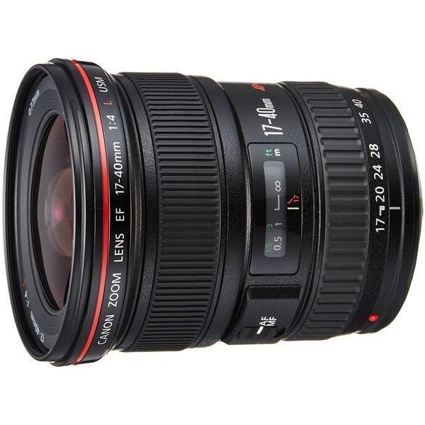 中古 1年保証 美品 Canon EF 17-40mm F4L USM
