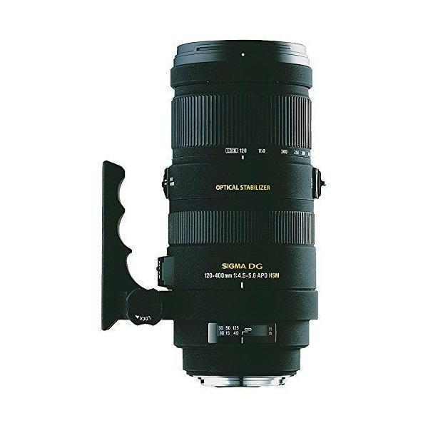 中古 1年保証 美品 SIGMA APO 120-400mm F4.5-5.6 DG OS HSM ニコン用