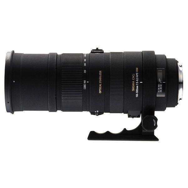 中古 1年保証 美品 SIGMA APO 150-500mm F5-6.3 DG OS HSM キヤノン用