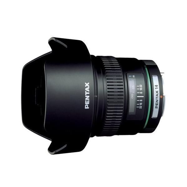 1年保証 美品 PENTAX DA 14mm F2.8 ED (IF)