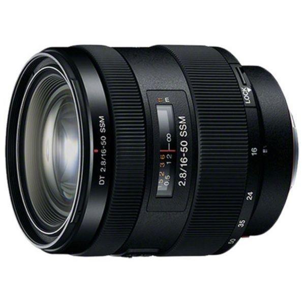 1年保証 美品 SONY DT 16-50mm F2.8 SSM SAL1650