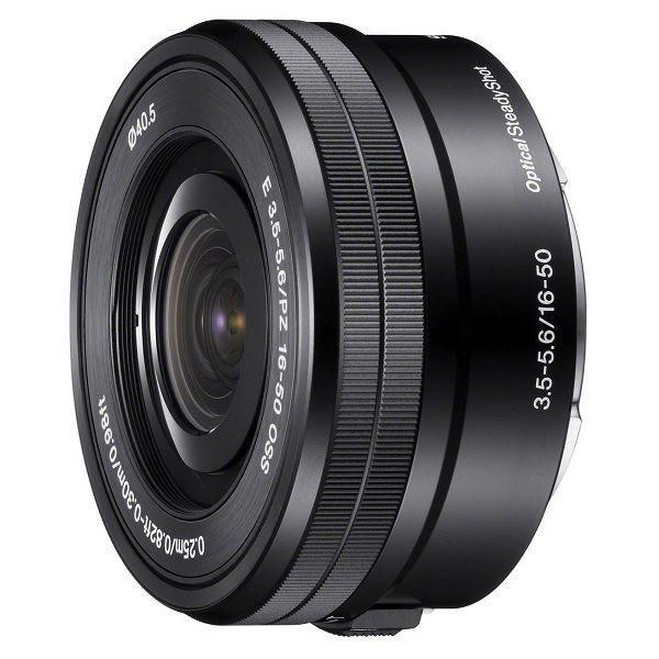 中古 1年保証 美品 SONY E PZ 16-50mm F3.5-5.6 OSS ブラック