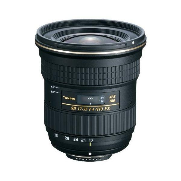 中古 1年保証 美品 Tokina AT-X 17-35mm F4 PRO FX キヤノン premierecamera