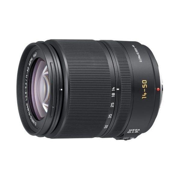中古 1年保証 美品 Panasonic LEICA D VARIO-ELMAR 14-50mm F3.8-5.6 ASPH. MEGA O.I.S. L-RS014050