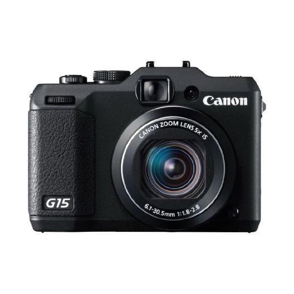 中古 1年保証 美品 Canon PowerShot G15