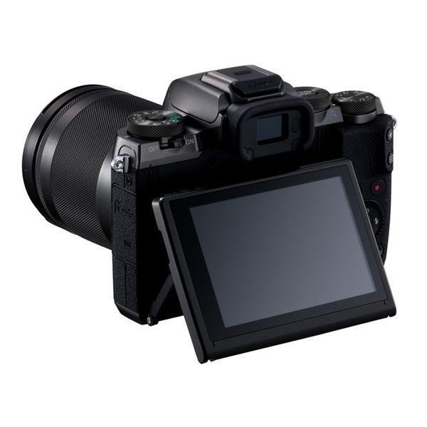 1年保証 美品 Canon EOS M5 18-150mm IS STM レンズキット
