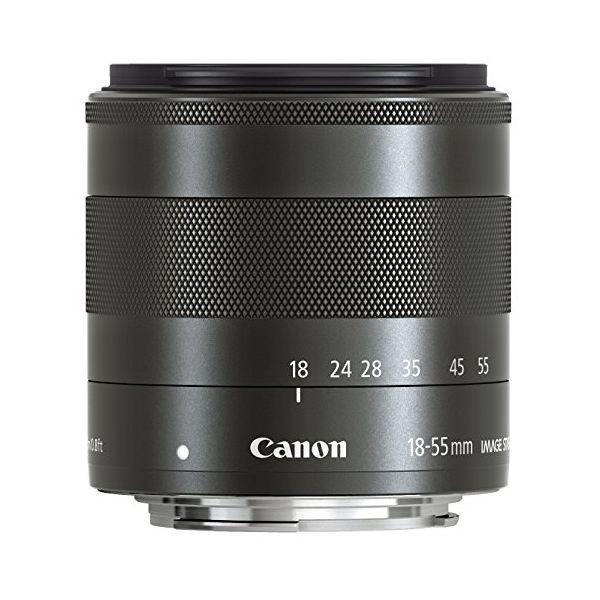 中古 1年保証 美品 Canon EF-M 18-55mm F3.5-5.6 IS STM