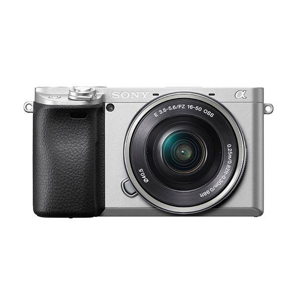 中古 1年保証 美品 SONY α6400 E PZ 16-50mm F3.5-5.6 OSS シルバー|premierecamera