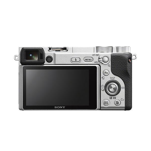 中古 1年保証 美品 SONY α6400 E PZ 16-50mm F3.5-5.6 OSS シルバー|premierecamera|02