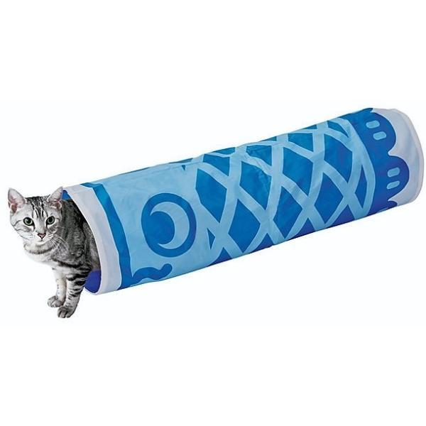 【ポイント消化+送料無料】猫 おもちゃ ねこあつめ トンネル 鯉のぼり|premium-asuka|03