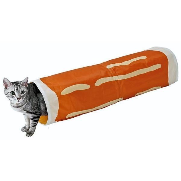 【ポイント消化+送料無料】ねこあつめ トンネル ちくわ 猫 おもちゃ ペティオ【新品】|premium-asuka|03