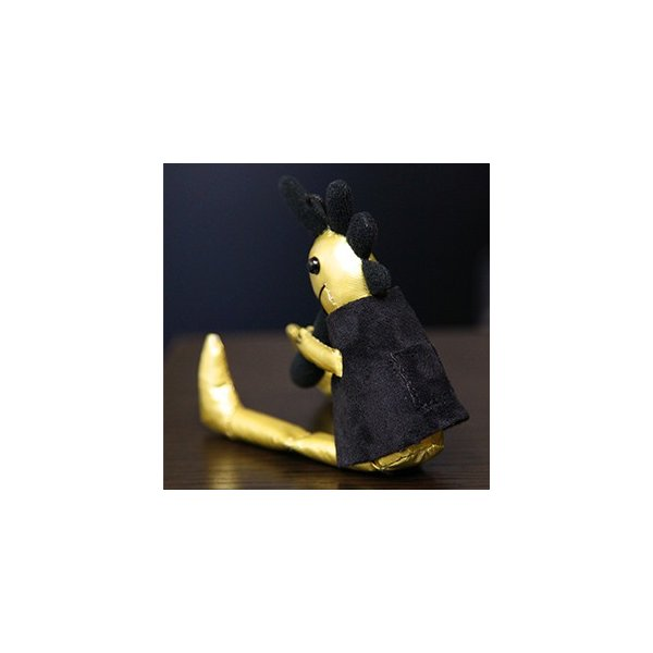 KOKOPELL GOLD -PREMIUM-ココペリゴールドプレミアム(恋愛/開運祈願/仕事運/金運/人形/ストラップ/金色)|premium-pony|02