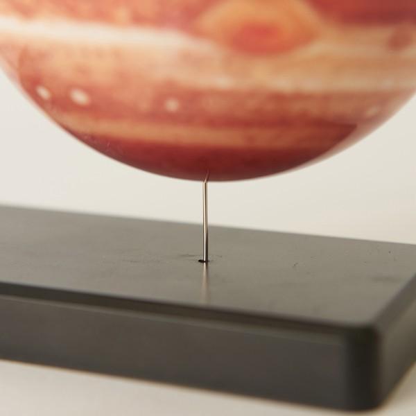 フローティング木星儀 (浮かぶ木星儀 卓上インテリア 磁力 インテリアオブジェ 回転 Fun Science ファンサイエンス 球儀シリーズ 天体)|premium-pony|06