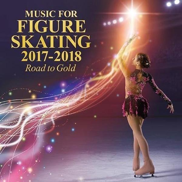 CD「フィギュアスケート・ミュージック 2017-2018?Road to Gold?」(ミュージックCD 羽生結弦 宇野昌磨 宮原知子 SP FS 使用曲)|premium-pony