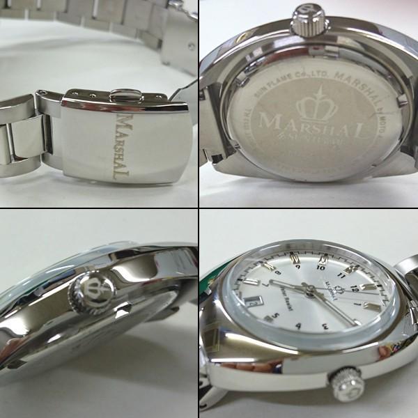 マーシャル腕時計MRZ015(メンズウォッチ、MARSHAL,5気圧防水,ビジネス,日付表示付き)|premium-pony|05
