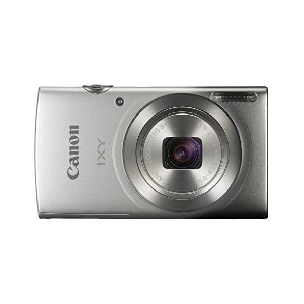 Canon デジタルカメラ IXY 180 シルバー 光学8倍ズーム IXY180SL