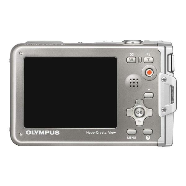 OLYMPUS 防水デジタルカメラ μ TOUGH 8010 μ TOUGH-8010