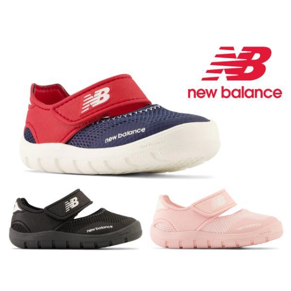 ニューバランスベビースニーカーサマーシューズnewbalanceIO208サンダルキッズベビー子供靴kidsbaby
