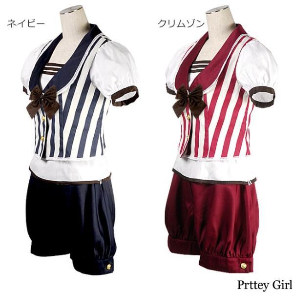 BERUNIKA パリジャン風 ストライプ ドール セット 衣装 コスプレ ロリィタ 王子 prettygirl 04