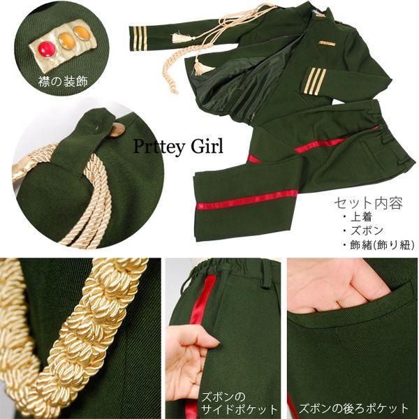 大正風軍服 陸軍少尉 コスプレ 大きいサイズ prettygirl 04