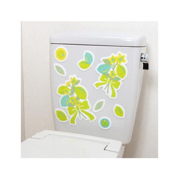 サンコー おくだけ吸着 トイレの消臭シート リボン PI(ピンク)・KD-62