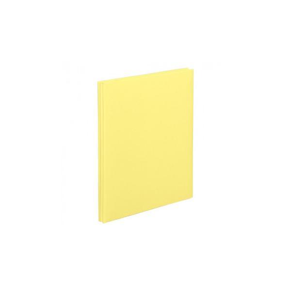 ナカバヤシ デジタルフリ-アルバム-A4サイズ-イエロ- アH-A4F-142-Y