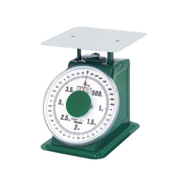 大和 普及型上皿はかり 4kg (SDX-4)